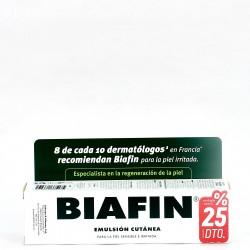 Biafin Emulsión Cutánea, 100ml.