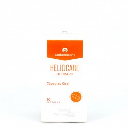 Heliocare ultra D 30 caps.
