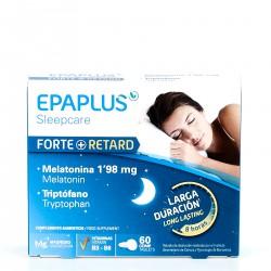 Epaplus Sleepcare Forte + Retard Melatonina Triptófano