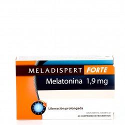 Meladispert Forte Melatonina. 60 comprimidos