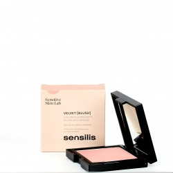 Sensilis Velvet Blush Colorete 02 Coral, 10gr.