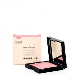 Sensilis Velvet Blush Colorete 01 Prune, 10gr.