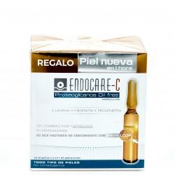Endocare-C Proteoglicanos oil-free. 30 ampollas