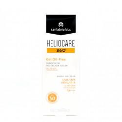 Heliocare 360º Gel Oil free SPF50, 50ml