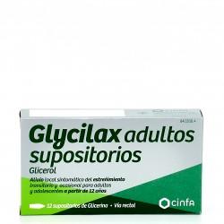 Glycilax Supositorios de glicerina