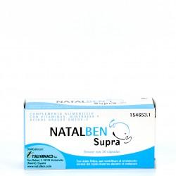 Natalben Supra. 30 capsulas
