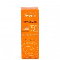 Avene Crema Coloreada SPF50+, 50ml