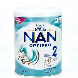 NAN 2 Expert Leche De Continuación, 800G.