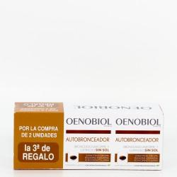 Oenobiol Autobronceador TRIPLO, 90 cápsulas
