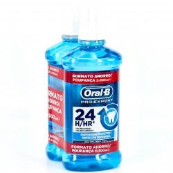 Oral B Pro-Expert Enjuague Protección Profesional DUPLO