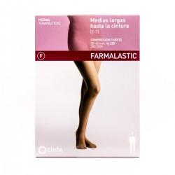 Farmalastic Medias hasta la Cintura Comp. Fuerte T-M