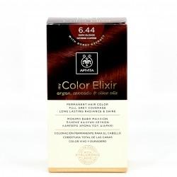 Tinte apivita 6.44 dark hopper (cobre oscuro)