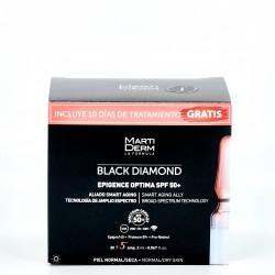 Martiderm Black Diamon Epigence optima SPF50, 30 ampolas.