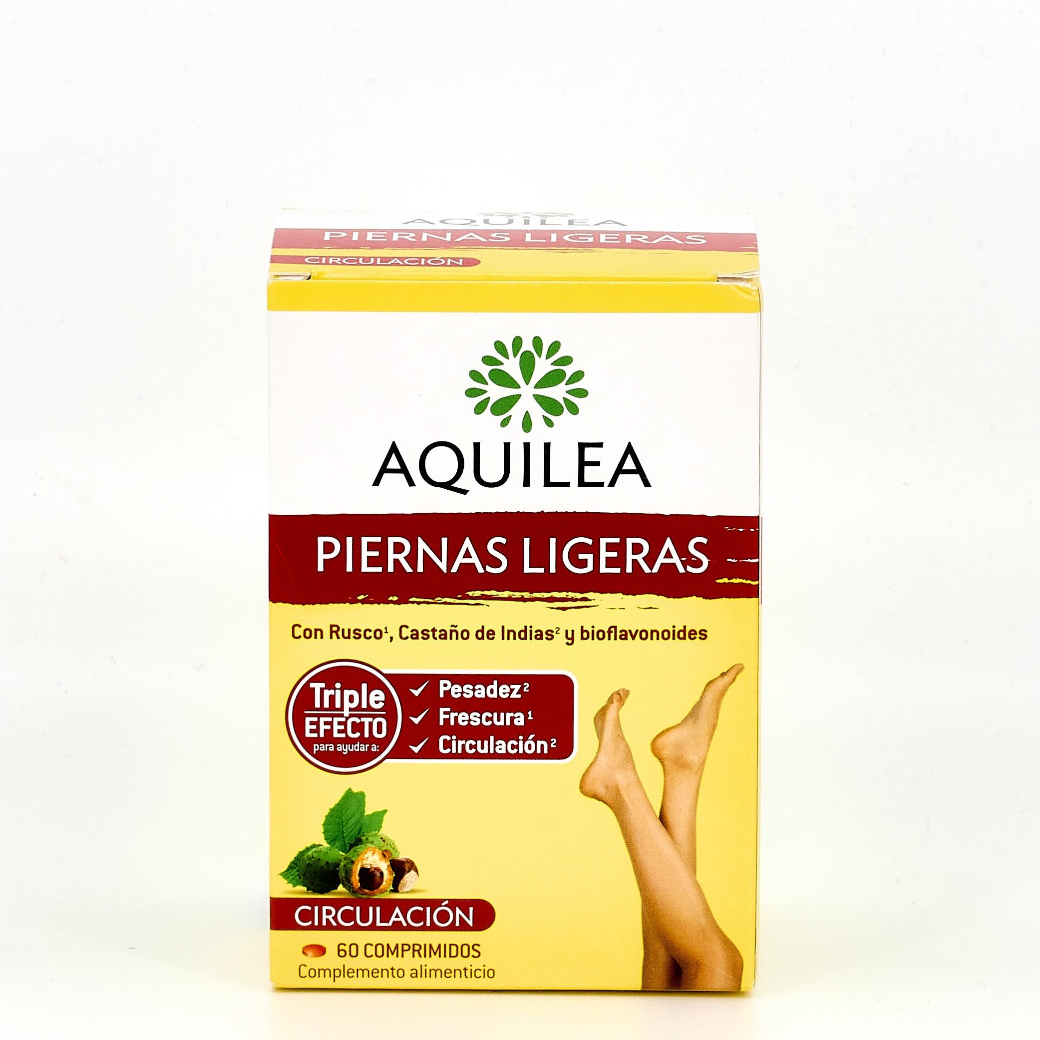 Aquilea Piernas Ligeras. 60 comprimidos
