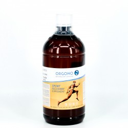 Orgono sport recovery supplement 1 litro