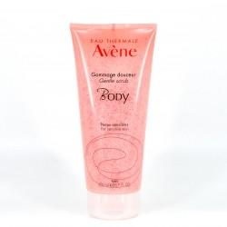 Avéne Body Exfoliante Suave, 200 ml.