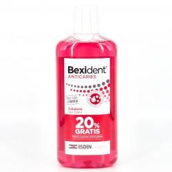 Bexident Anticaries Colutorio, 500ml.