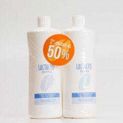 Lactacyd Derma Gel de baño Duplo 1L