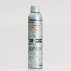 Fotoprotector Isdin Transparent Spray Wet Skin SPF30