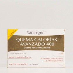 Xanthigen Quema Calorías Avanzado 400