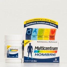Multicentrum Hombre, 30 comp.