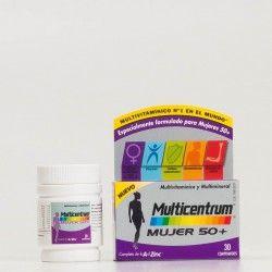 Multicentrum mulher 50 +, 30 comp.