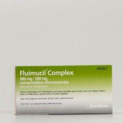 Complexo Fluimucil
