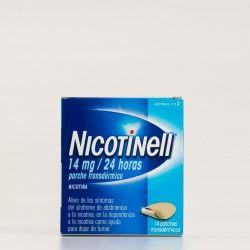 Nicotina 14mg/24h 14 patches trandermal