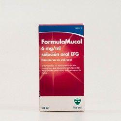 FormulaMucol 30mg/5ml solución oral