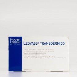 Martiderm Legvass transdérmico, 14 parches.