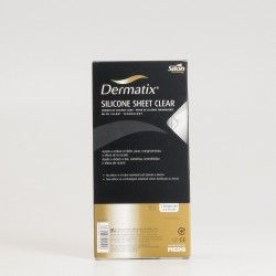Folha de silicone dermatix, 1pc.