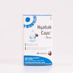 Hyabak Cápsulas, 60Caps.