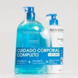 Bioderma Atoderm Gel de ducha + Crema corporal