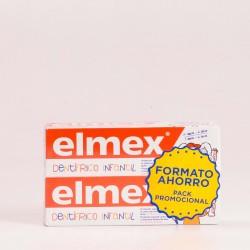 Elmex Infantil Pasta, 2x75ml.