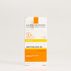 Anthelios XL SPF50+ Fluido Ultra-ligero, 50ml.