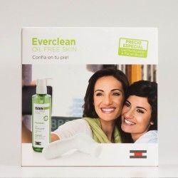 Everclean Pack Gel purificante 240ml + cepillo facial
