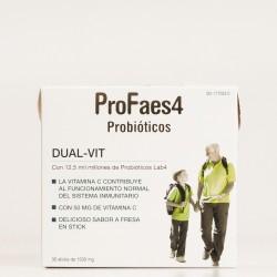 ProFaes4 Dual-Vit Fresa, 30Sticks.