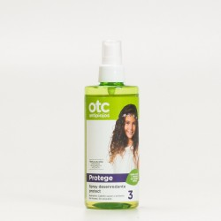 otc spray desenredante antipiojos, 250ml