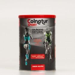 Colnatur sport sabor neutro, 330g.
