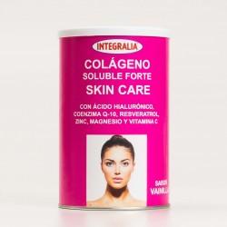 Integralia colágeno solúvel forte cuidados com a pele, 360g.