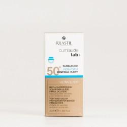 Sunlaude Pediatrics Mineral Baby SPF50+, 50ml.