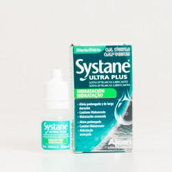 Systane ultra Plus Hidratación, 10ml.