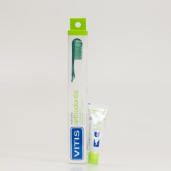 Cepillo vitis ortodontic