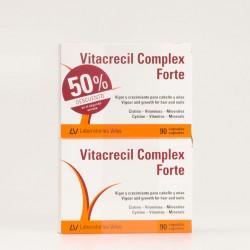Vitacrecil complex Duplo, 2x90 cápsulas