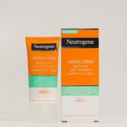 Neutrogena Visibly Clear Crema Hidratante