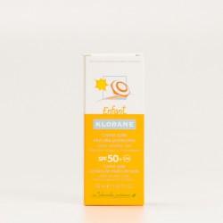 Klorane Bebé Solar Hidratante SPF50+, 50ml.