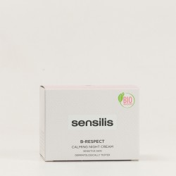 Sensilis B-Respect Sorvete night cream, 50ml.