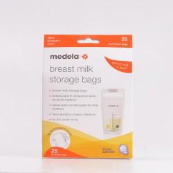 Medela bolsa para leche materna, 25 unidades