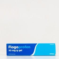 Flogoprofen 50 mg/g Gel Tópico, 100g.