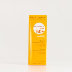 Bioderma Photoderm MAX SPF50+ Creme, 40ml.